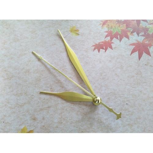 """Laikrodžio mechanizmas """"Auksiniai kardai"""" (22mm ašis, 10 vnt.)"""