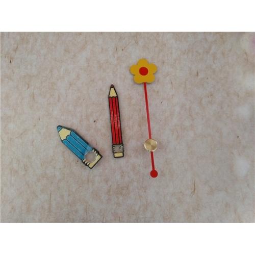 """Laikrodžio mechanizmas """"Gėlytė ir pieštukai"""""""
