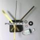 """Laikrodžio mechanizmas """"Stilingoji auksinė elegancija"""" (5 vnt.)"""
