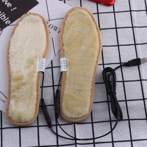 """Šildomi vidiniai batų padai """"Lokio pėdutės"""" (USB)"""