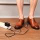 """Šildantys vidiniai batų padai """"Lokio pėdutės"""""""