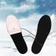 """Šildantys vidiniai batų padai """"Juodoji elegancija"""""""