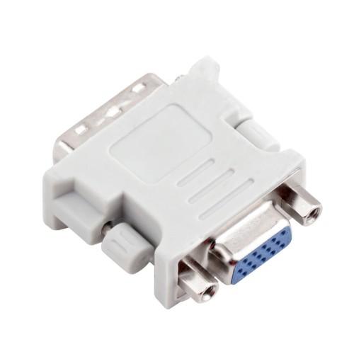 DVI į VGA Video jungtis (DVI-I, 24+5, Dual Link)
