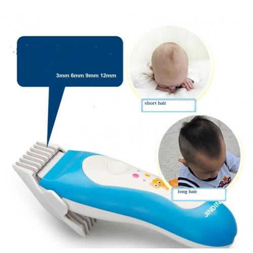 """Profesionali elektroninė plaukų kirpimo mašinėlė """"Nuostabusis katiniukas"""" (tylaus veikimo,  5 val. krovimas)"""