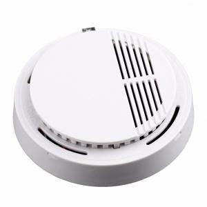 85 dB dūmų jutiklis - signalizacija (maitinamas 9 V baterija)