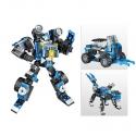 "Vaikiškas konstruktorius ""3D robotas"""