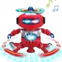 """Vaikštantis ir šokantis robotas """"Gudrutis"""""""