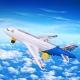 """Muzikinis lėktuvas """"AirBou"""""""