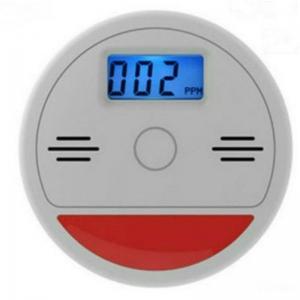 """Išmanusis anglies monoksido (smalkių, CO) jutiklis - signalizacija """"Saugūs namai"""""""