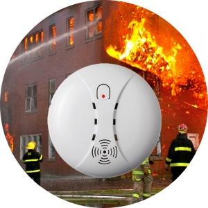"""Dūmų jutiklis - signalizacija """"Cerberis 2"""""""