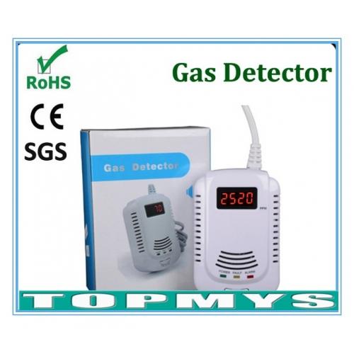 """Išmanusis dujų jutiklis - signalizacija """"Geriausia apsauga"""""""