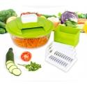 """Daržovių ir vaisių pjaustyklė """"Vegano džiaugsmas"""""""