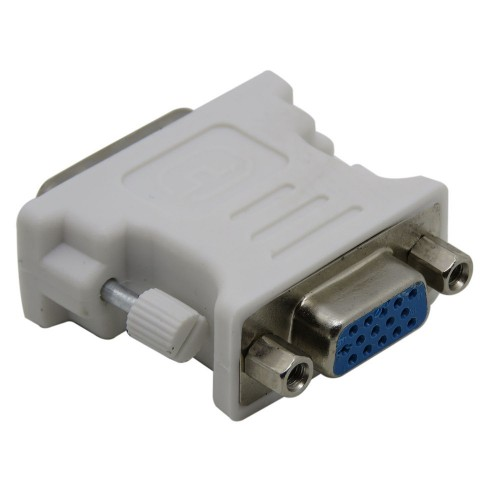 DVI į VGA Video jungtis (DVI-D, 24+5, Dual Link)